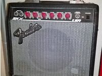 fender skx 15r guitar amp