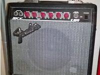 fender sfx 15 amp