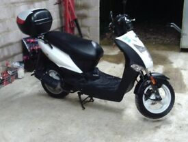 scooter 125 four stroke for sale