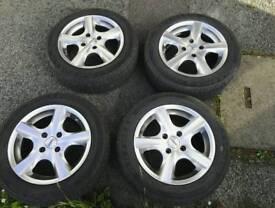 Ford alloys x 4