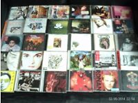 CD large music collection 170 plus buyer must collect