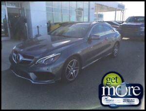 2016 Mercedes-Benz E-Class 400 FOURMATIC ONE OWNER!!
