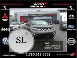 2014 Nissan Murano Loaded with Luxury