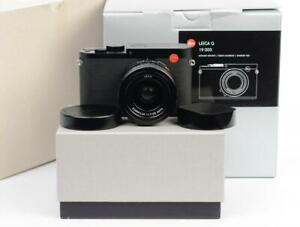 Leica Q 19000 (Typ 116) 24.2MP Digital Camera w/28mm f1.7 Summilux Lens