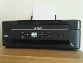 **Offers accepted as need gone** Epson xp-322 all in one printer and ink