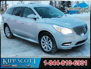 2015 Buick Enclave Premium AWD, Nav, Leather, Sunroof, Hitch