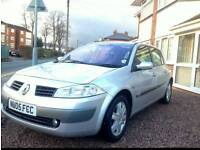 **Renault Megane 2005 Bargain**