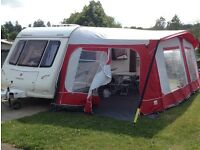 Compass Connoisseur 556 6 berth Caravan