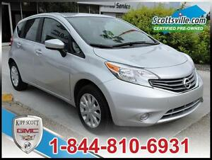 2015 Nissan Versa Note SV, Cloth, Cruise, Backup Camera