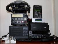 Yaesu FT-450D Radio and everything you need to set up for amatuer radio.