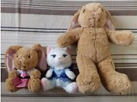 Build a Bear Soft Toy & Accessory Bundle