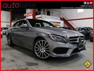 2015 Mercedes-Benz C-Class C400 4MATIC SPORT | PREMIUM | INTELLI