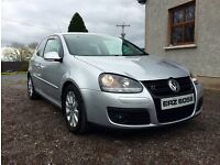 2008 Golf GT Tdi, full leather, may swap or px, full history. +not civic, 3 series, 5 series, Jetta