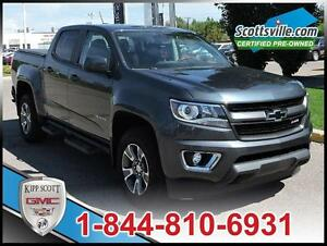2015 Chevrolet Colorado Z71, Leather, Nav, Bose Audio, One Owner