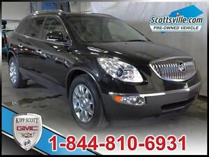 2011 Buick Enclave CXL, Leather, Dual Sunroof, Park Assist