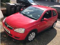 Vauxhall Corsa low mileage 1.2 only 7 k miles