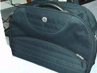 Metropolis black business travel / weekend bag - approx 55 x 38 cms