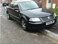 volkswagon passat 1.9 tdi, 6 speed, tow bar , mot jan 2017, offers welcome!