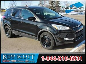 2014 Ford Escape SE FWD, Heated Cloth, Nav, Power Liftgate