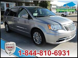 2015 Chrysler Town & Country Touring-L, Leather, A/C, Stow 'n Go