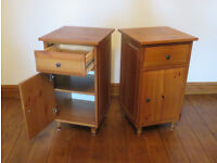 Bedside Tables - Beautiful Pair - Offers Considered