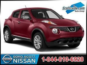2014 Nissan Juke SL AWD, Leather, Sunroof, Nav, Premium Audio