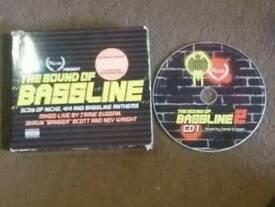 Sound of bassline cds