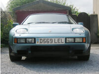 1986.5 Porsche 928 S2 4.7 Auto - 101,000 miles - FSH, Everything Works, Excellent