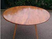 Ercol golden dawn table