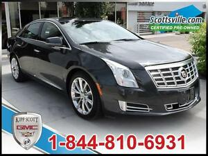 2013 Cadillac XTS Premium, AWD, Heated Leather, Sunroof, Nav