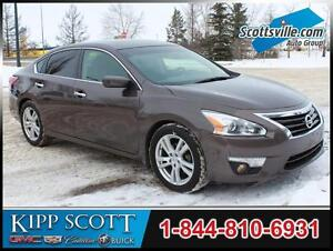 2013 Nissan Altima 3.5 SV, Cloth, Cruise, A/C, Power Windows