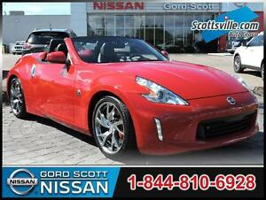 2016 Nissan 370Z Sport Touring Roadster