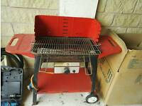 Gas BBQ fot sale with gas bottle