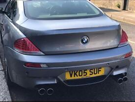Bmw m6 Msports v10 550 bhp fully loaded modified full history cheapest in U.K