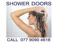 Shower doors. Delivery £20. Various sizes. NEW.