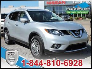 2014 Nissan Rogue SL AWD Premium Package, Leather, Sunroof, Nav
