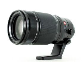 Fujifilm XF50-140 mm f2.8 zoom lens