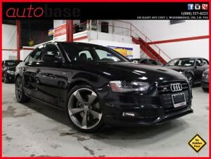 2016 Audi S4 TECHNIK PLUS BLACK OPTICS CLEAN CARPROOF