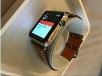 Apple watch series 2 stainless steel 42mm inc exclusive apple straps