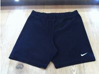 NIKE fidry training shorts , black, size 8/10
