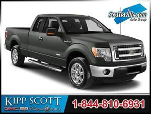 2013 Ford F-150 FX4, Luxury Group, Heated/Cooled Leather, Nav