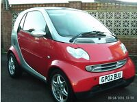 VERY LOW MILLAGE ONLY** 12,000 **SMART PASSION CAR WITH A FULL SERVICE HISTORY LOOKS LIKE NEW