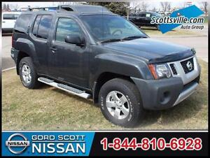 2013 Nissan Xterra S 4WD, Auto, Cloth, A/C, Clean, FUN!!