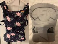 Tula Standard Baby Carrier and Newborn Insert