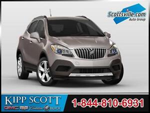 2014 Buick Encore Convenience AWD, Cloth/Leatherette, Bose Audio