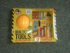 Kids builders Tool set
