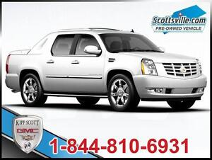 2013 Cadillac Escalade ext Luxury, Leather Sunroof, Nav, 1 Owner