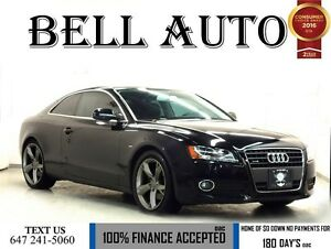 2012 Audi A5 2.0T S-LINE BLUETOOTH TELEPHONE BLUETOOTH