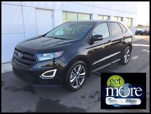 2015 Ford Edge Sport 2.7 Ecoboost $271.19 b/weekly.