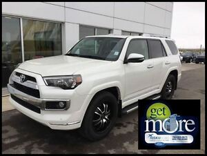 2015 Toyota 4Runner Limited $325.78 b/weekly.